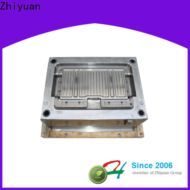 Zhiyuan Custom bespoke plastic mouldings manufacturers for aerospace field
