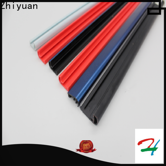 Zhiyuan pvc custom plastic components suppliers for toys