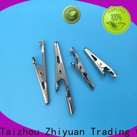 Zhiyuan Latest stamping parts supply for metal samples