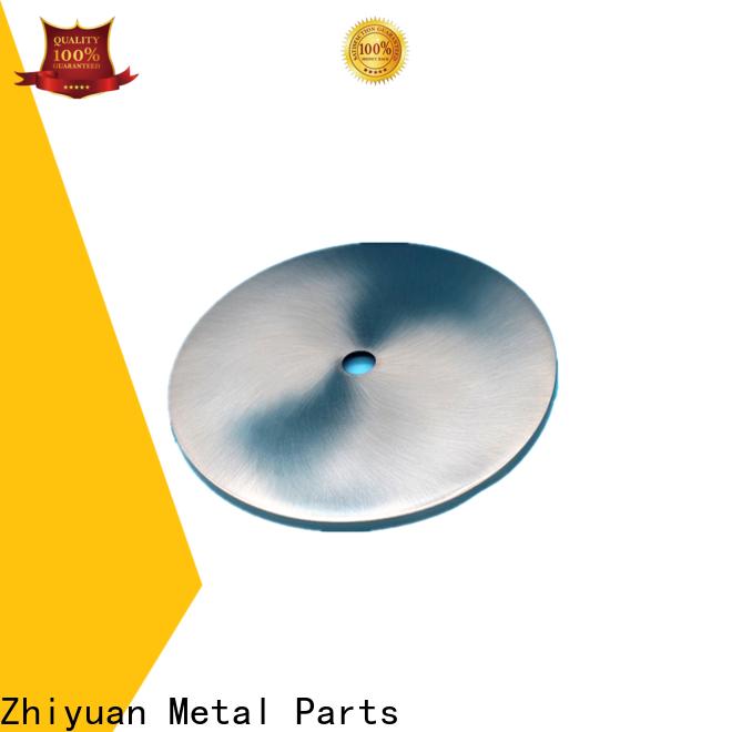 Zhiyuan Wholesale custom metal parts company for forging