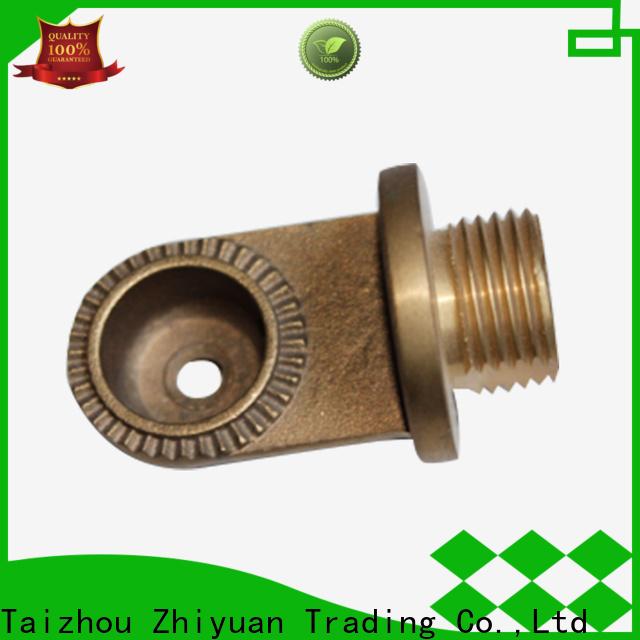 Zhiyuan cutter custom metal parts supply for car