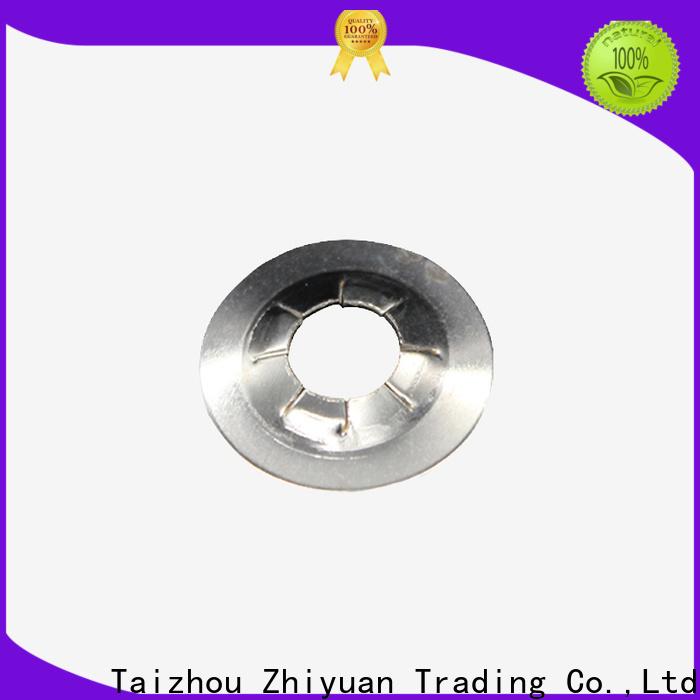 Zhiyuan flat cnc machine parts suppliers for electronic