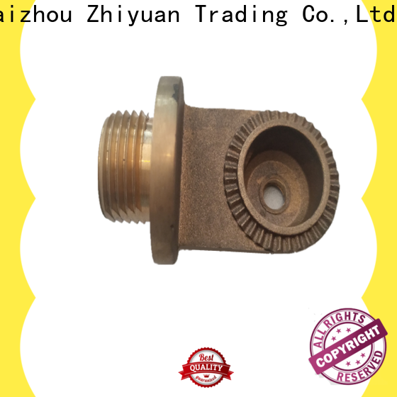 Zhiyuan Custom precision die casting company for toy