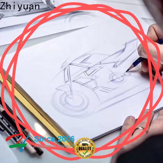 Zhiyuan raping custom 3d printing services manufacturers