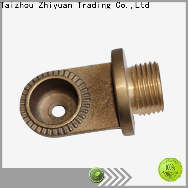 Zhiyuan Best custom made metal parts manufacturers for casting