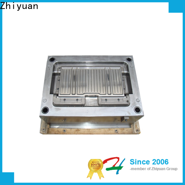 Zhiyuan molding injection molding molds for business for aviation field