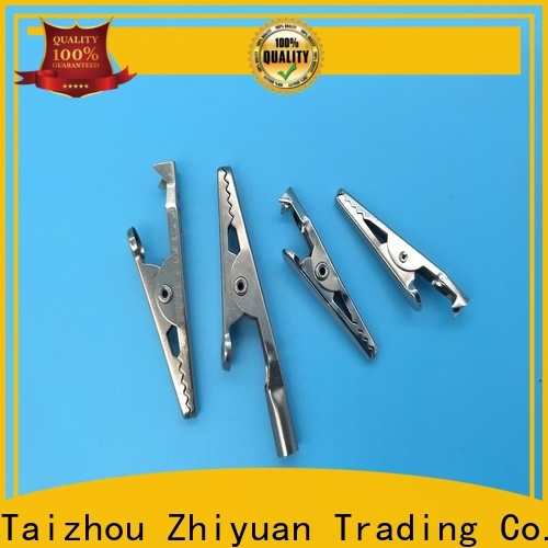 Zhiyuan parts metal stamping parts for business for metal sheets