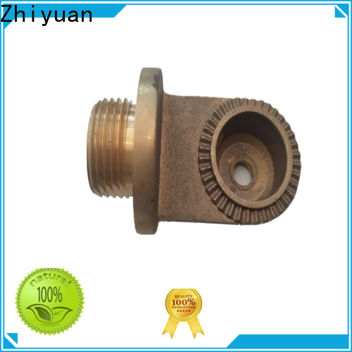 Zhiyuan plating precision casting company medical treatment