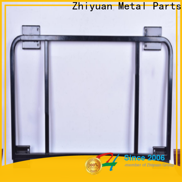 Zhiyuan New metal base frame manufacturers for metal samples
