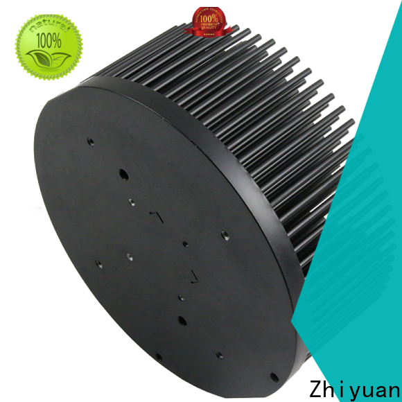 Zhiyuan led lamp base parts factory for light component