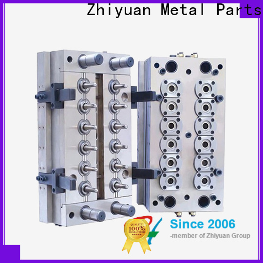 Best custom plastic molding injection suppliers for aerospace field