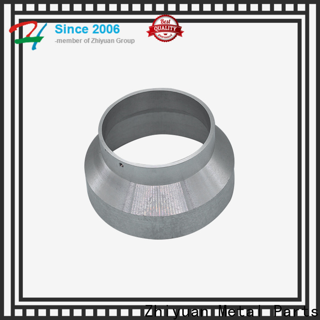 Zhiyuan cutter cnc metal parts company for grinding