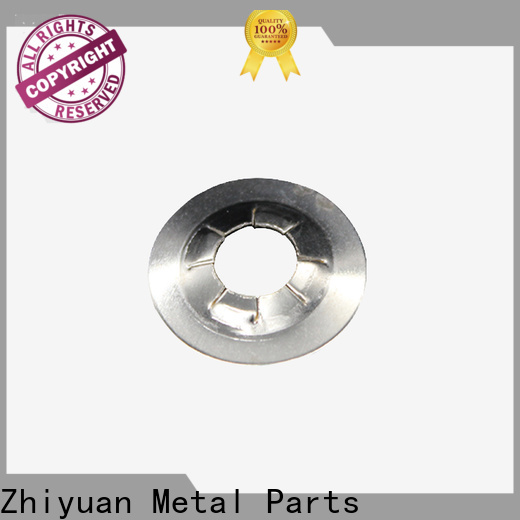 Zhiyuan brass machine parts suppliers for auto products