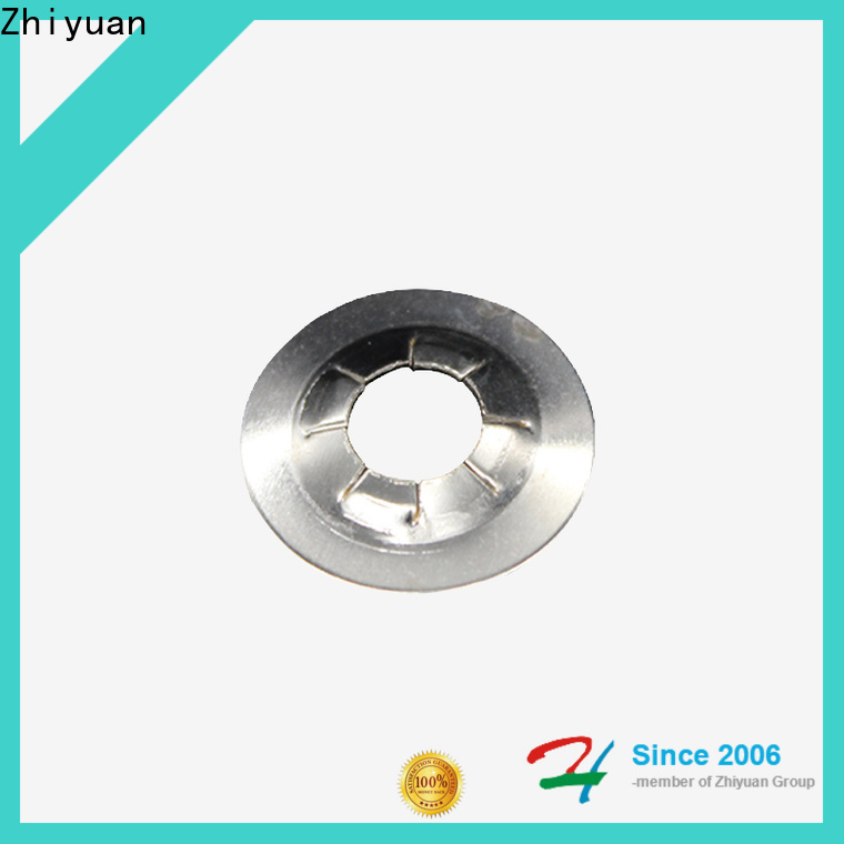 Zhiyuan High-quality custom machined parts factory electric appliance