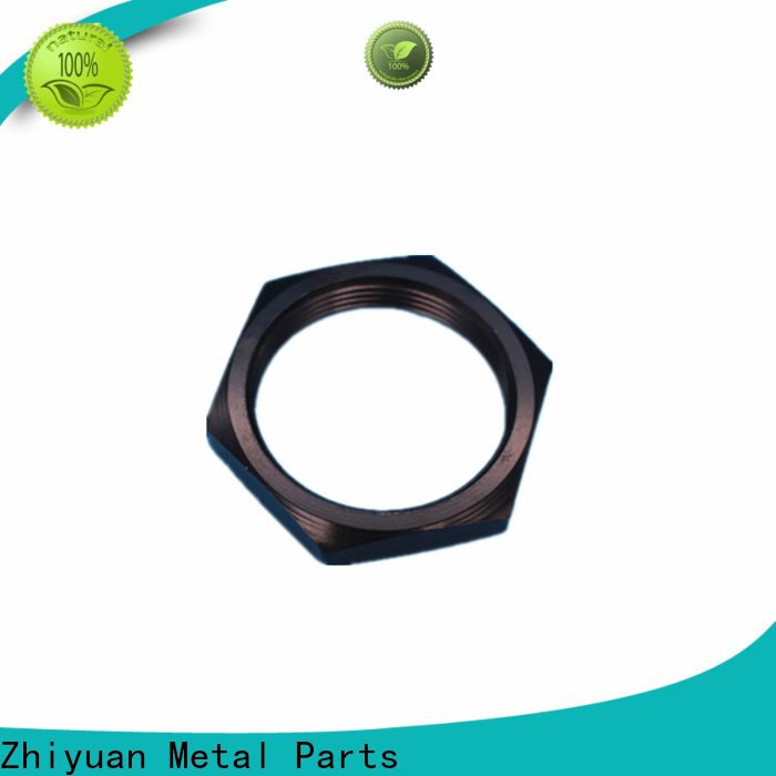 Zhiyuan High-quality custom machined parts for sale for electronic