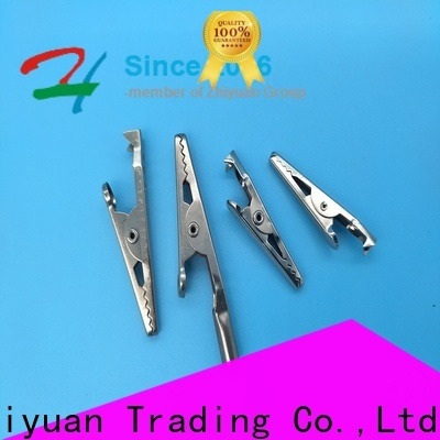 Wholesale metal stamping parts ring supply for metal samples
