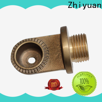 Zhiyuan die custom made metal parts manufacturers for car