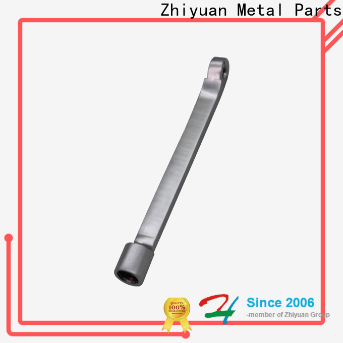 Top die casting parts steel supply for toy