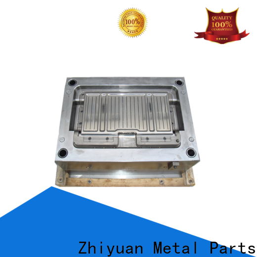 Latest precision injection molding moulds factory