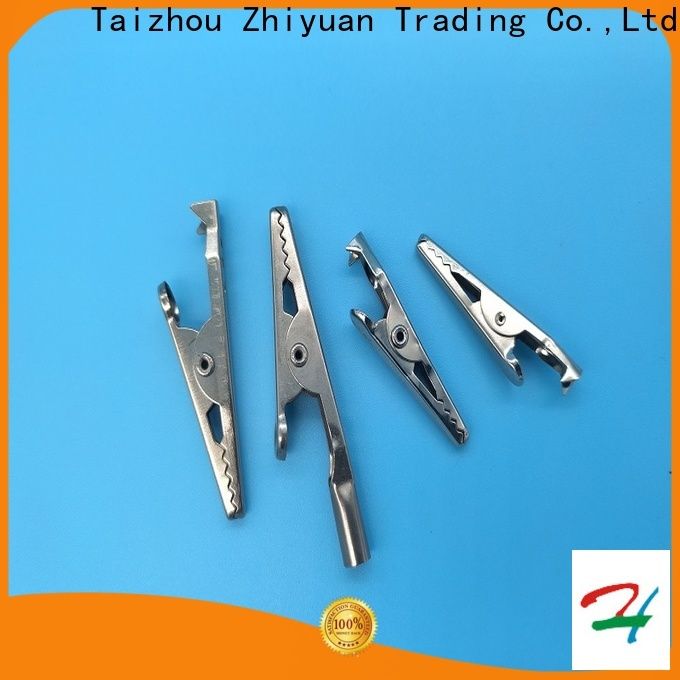 Zhiyuan Best precision metal stamping parts for business for metal sheets