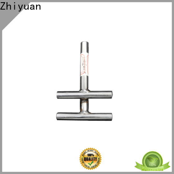 Zhiyuan New custom made metal parts for business for milling