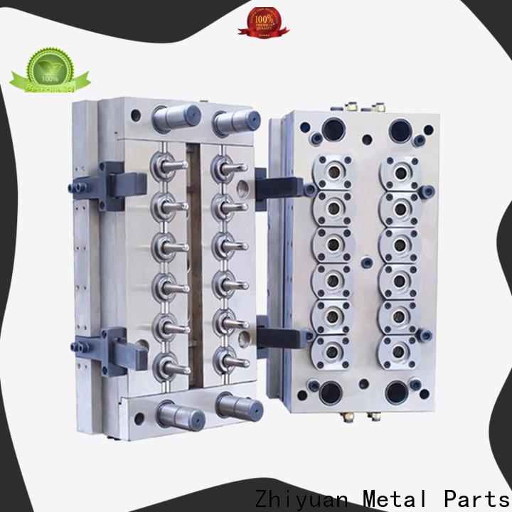 Zhiyuan parts custom plastic molding factory for aerospace field