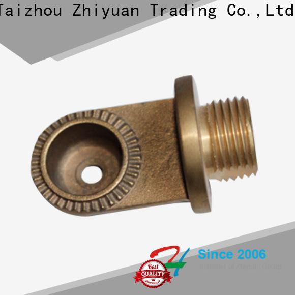 Zhiyuan Wholesale precision metal parts for sale for grinding