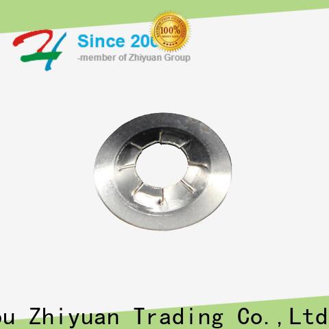 Zhiyuan washer cnc machine parts company medical treatment