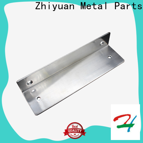 Zhiyuan lshaped stamping parts for sale