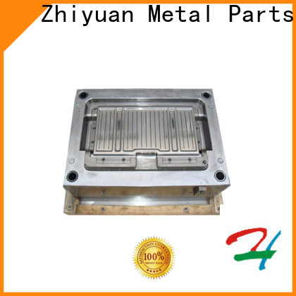 Zhiyuan Custom precision injection molding factory for machinery field