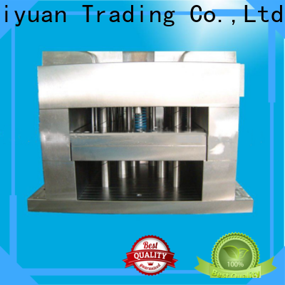 Zhiyuan mold injection molding molds factory for aerospace field