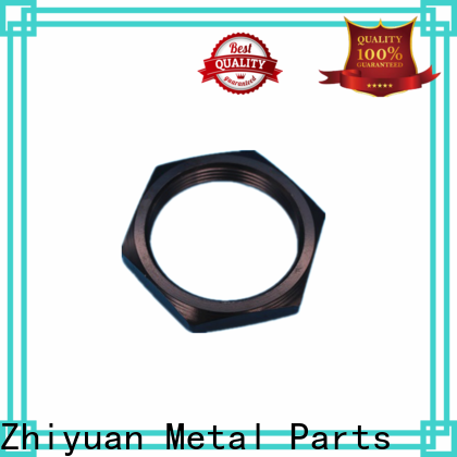 Zhiyuan washer cnc machine parts manufacturers for toy