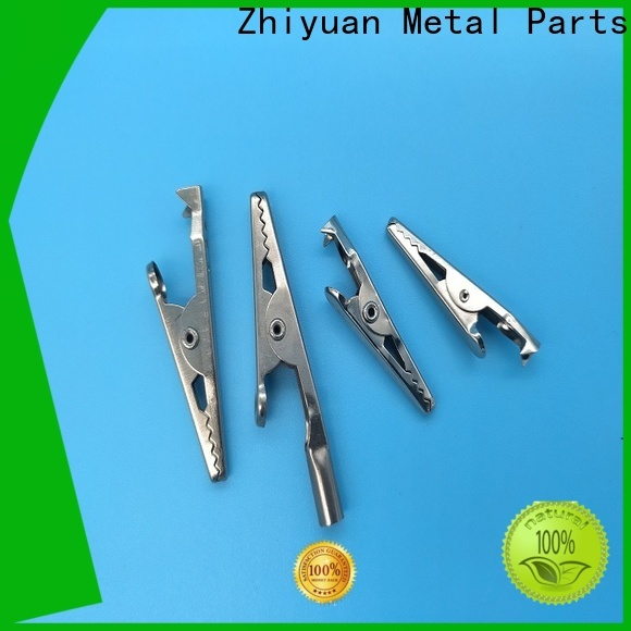 Zhiyuan Latest precision metal stamping parts supply for metal sheets