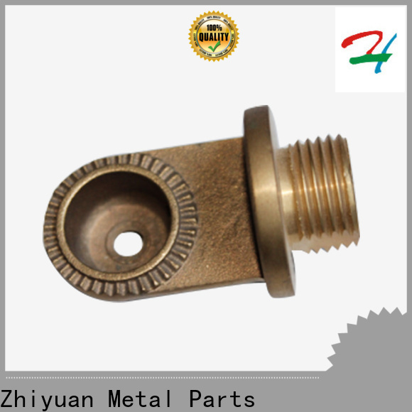 Zhiyuan sale metal components company for forging