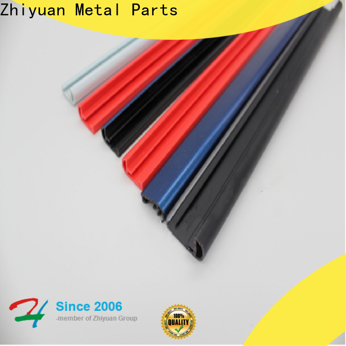 Top custom made plastic parts profiles for sale for toys