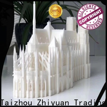 Zhiyuan Best custom 3d printing services suppliers for nuclear field