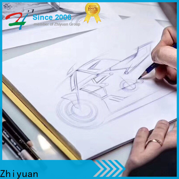 Zhiyuan prototyping 3d printing rapid prototyping manufacturers for aviation field