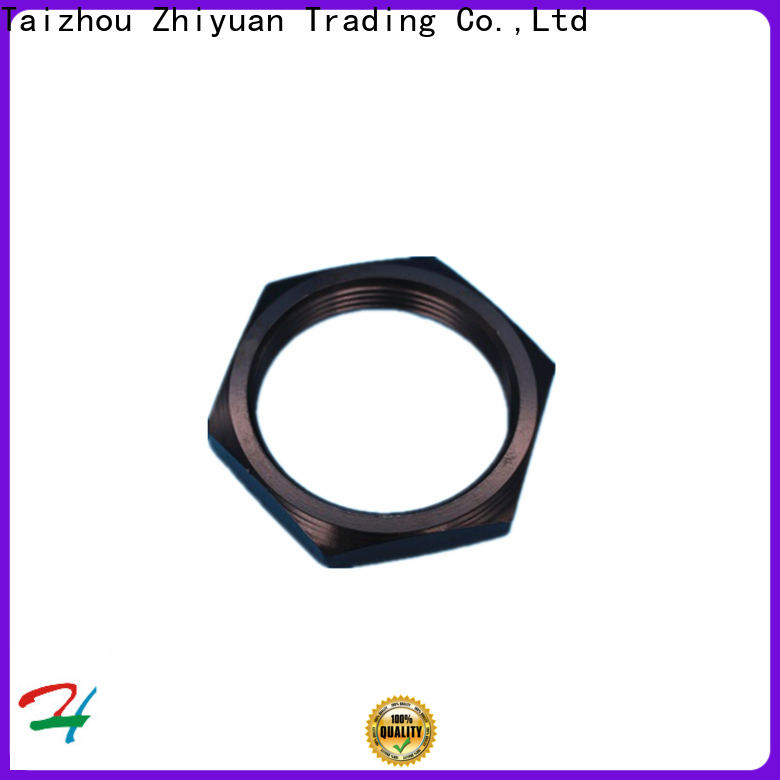 Zhiyuan brass machine spare parts for sale for electronic