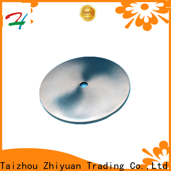 Zhiyuan Wholesale custom metal parts factory for CNC center