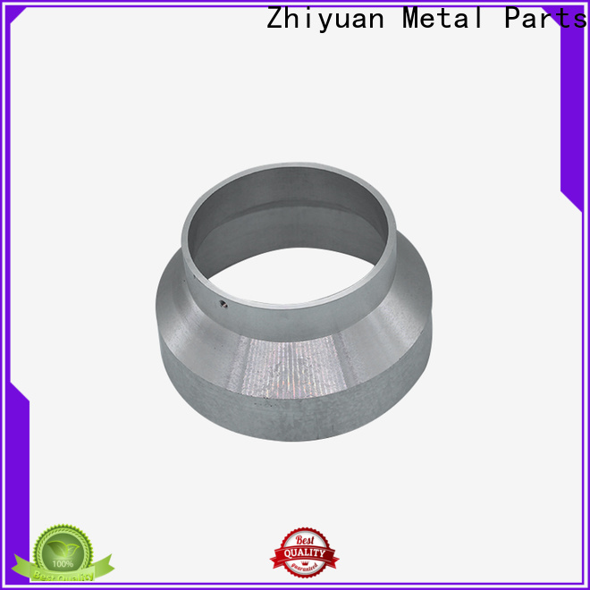 Zhiyuan roll custom metal parts for sale for milling
