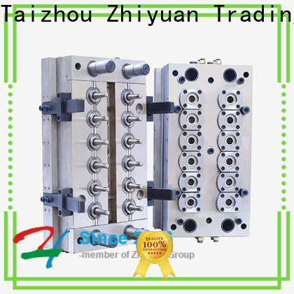 Zhiyuan moulds precision injection molding suppliers for nuclear field