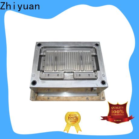 Zhiyuan moulds plastic molding factory for shipbuilding