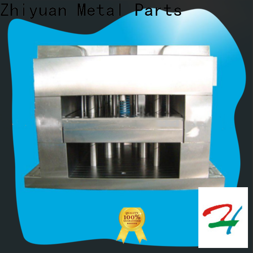 Zhiyuan Top precision molding suppliers for nuclear field