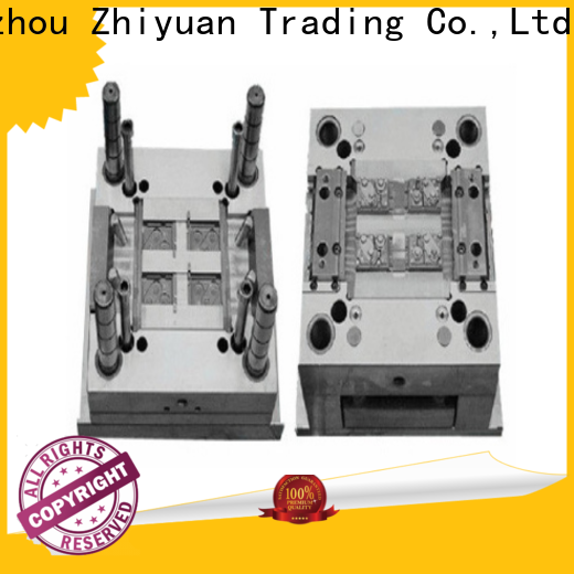 Zhiyuan injection custom plastic molding factory for shipbuilding