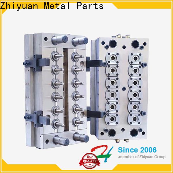 Zhiyuan precision custom plastic injection molding manufacturers for shipbuilding