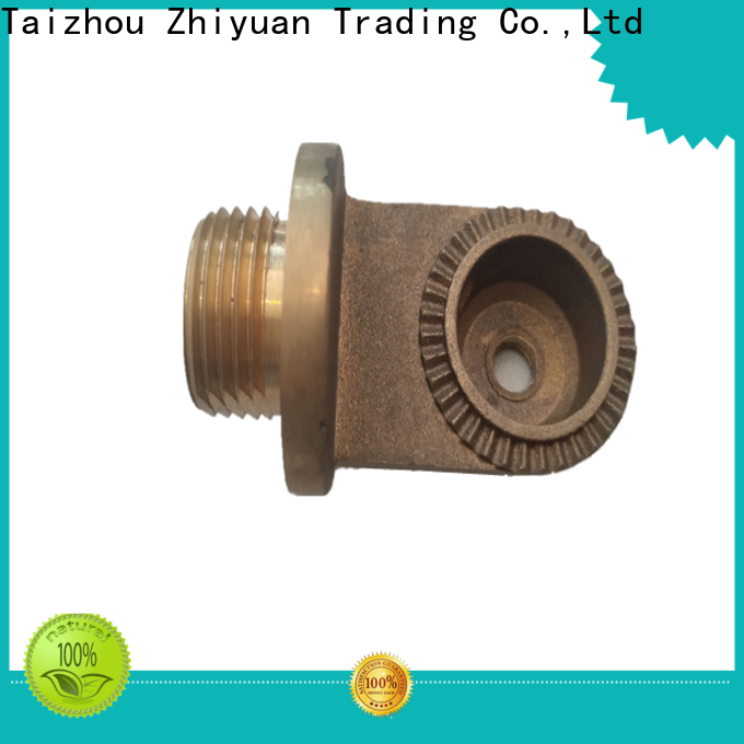 Zhiyuan Latest die casting parts factory for auto products