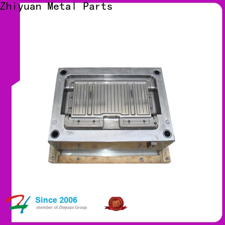 Zhiyuan pet custom plastic injection molding supply for electronics