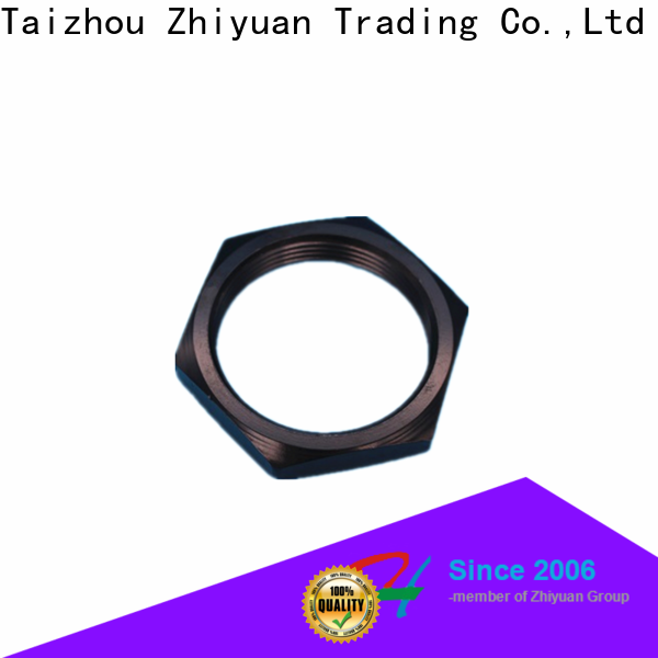 Zhiyuan insert custom machined parts manufacturers for toy