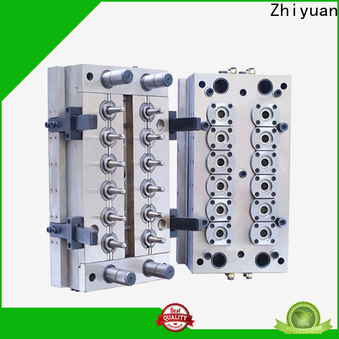 Top precision molding quality factory for nuclear field