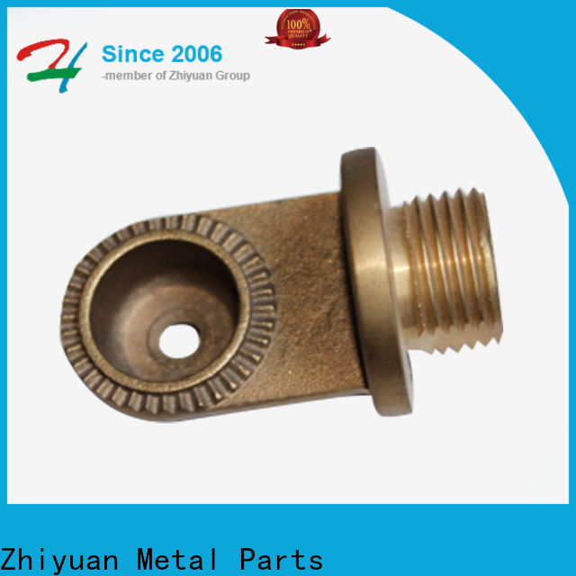 Zhiyuan Best custom made metal parts suppliers for forging
